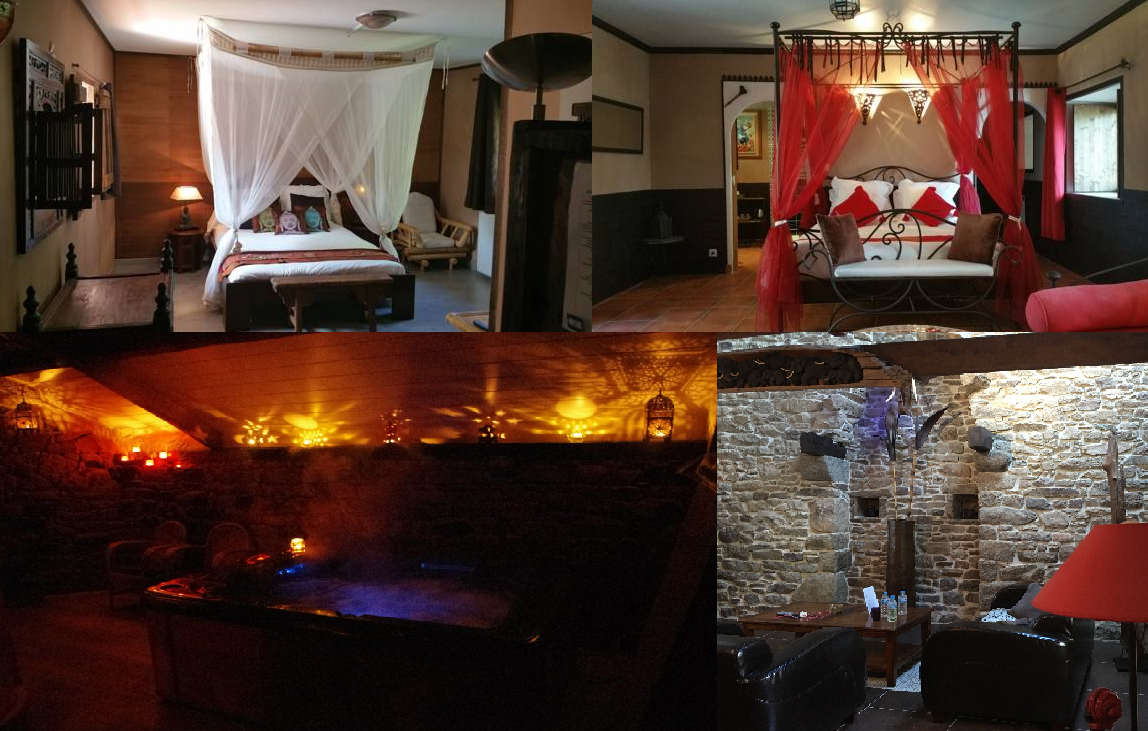 chambre d 39 hote avec jacuzzi privatif bretagne. Black Bedroom Furniture Sets. Home Design Ideas